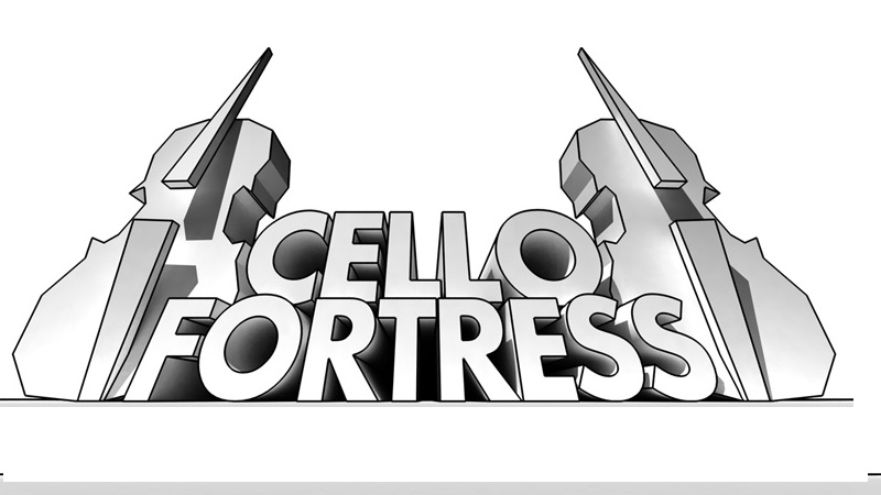 Caption: Cello Fortress Logo, Credit: Joost van Dongen