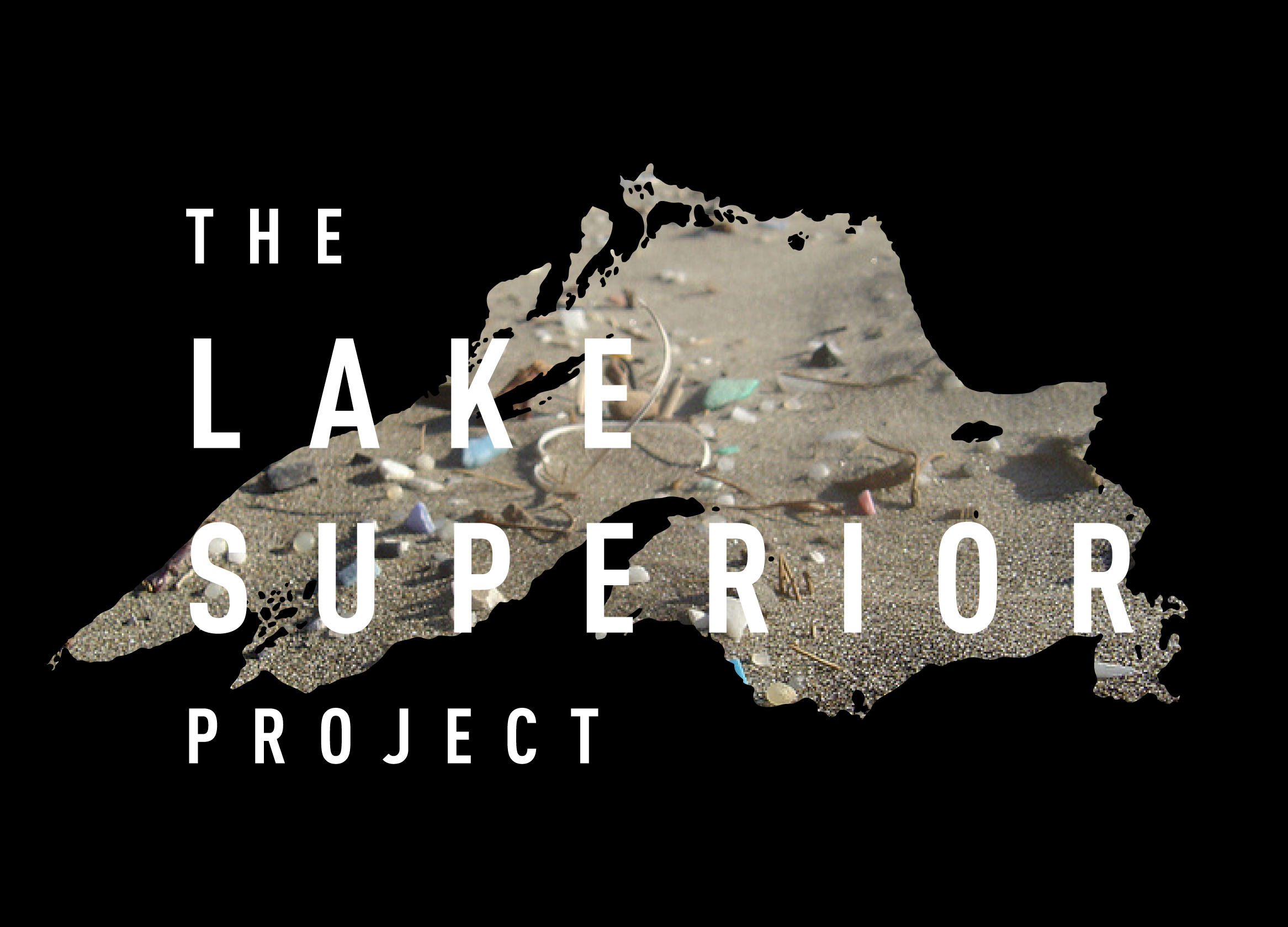 Caption: The Lake Superior Project, Credit: Logo by Lauryl Loberg/Photo by CircleFace via Flickr