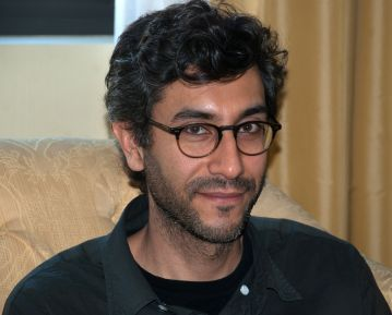 Caption: Ramin Bahrani, San Francisco, CA 4/8/13, Credit: Andrea Chase