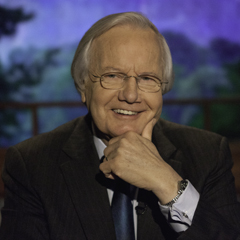 Caption: Bill Moyers, Credit: Dale Robbins