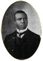 Caption: Scott Joplin
