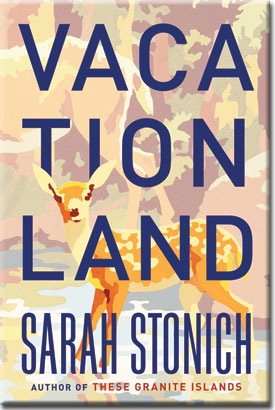 "Caption: ""Vacationland"" by Sara Stonich"