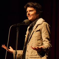 Caption: Tig Notaro, Credit: Micah Cordy