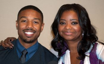 Caption: Michael B. Jordan & Octavia Spencer, Oakland, CA 6/21/13 , Credit: Andrea Chase