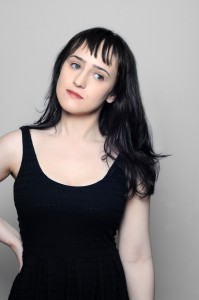 Caption: Writer Mara Wilson, Credit: Ari Scott
