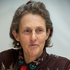 Caption: Animal behaviorist and autism expert Temple Grandin