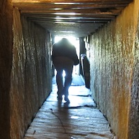 Caption: Maeshowe Orkney
