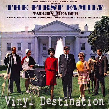 Caption: The First Family 50th Anniversary, Credit: Photo courtesy of Cadence Records