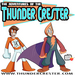 Caption: Thunder Crester & Kid Cumulonimbus, Credit: Art by Kyle Carrozza