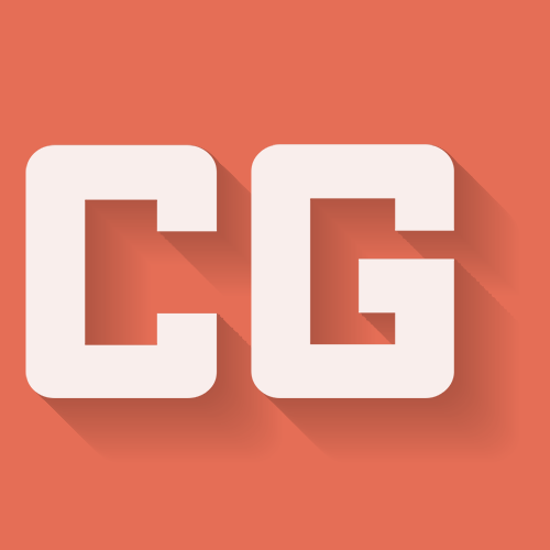 Caption: Logo of The Curious Gamer, Credit: Devin Polaski