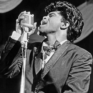 Caption: James Brown (1960s)