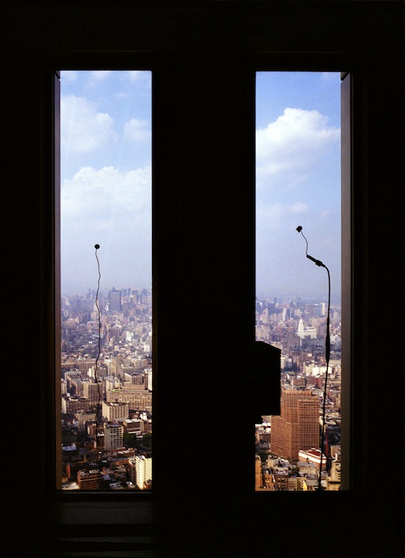 Caption: Stephen Vitiello, World Trade Center, Credit: Johnna MacArthur