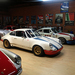 Caption: Magnus Walker's Porsche Garage, Credit: Karl Biggs