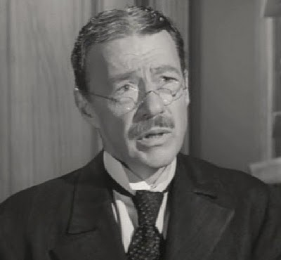 Caption: Howard Culver (second actor to play the part of Mark Dillon)