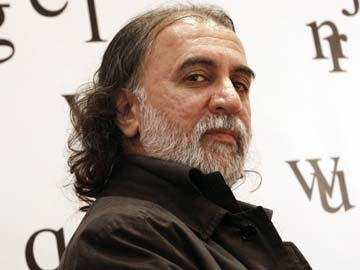 Caption: Tarun Tejpal, Credit: ndtv.com