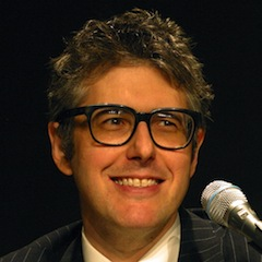 Caption: This American Life's Ira Glass