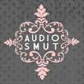 Audio_smut_square_logo_600x600-white_on_grey_small