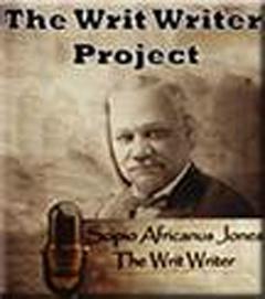 Caption: The Writ Writer, Credit: Butler Center for Arkansas Studies