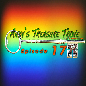 Caption: Andy's Treasure Trove, Episode 17 - Bob & Ray, and Tom Lehrer