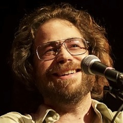 Caption: Musician Jonathan Coulton, Credit: Jennie Baker for Live Wire Radio