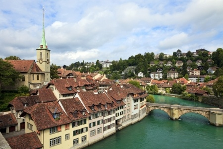 Caption: Berne, Switzerland