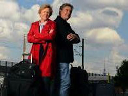 Caption: Lynne & Tim Martin