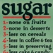 "Caption: ""Sugar - save it!"" Detail from U.S. Food Administration poster, c1917 , Credit: U.S. National Archives"