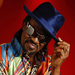 Caption: Chuck Brown