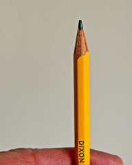 Caption: The Dixon Ticonderoga Pencil, Credit: Bryan Ward
