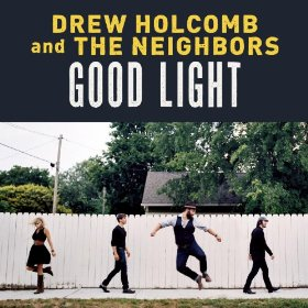 Caption: Drew Holcomb Good Light, Credit: Official Album Cover