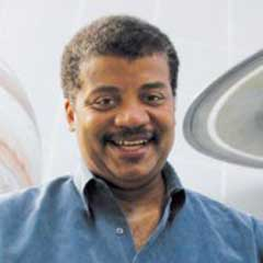 Caption: Neil deGrasse Tyson