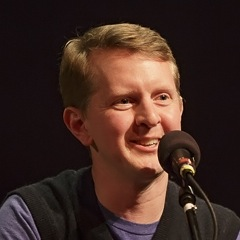 Caption: Jeopardy! champion Ken Jennings, Credit: Jennie Baker for Live Wire Radio