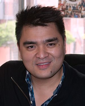 Caption: Jose Antonio Vargas, San Francisco, CA 5/8/14, Credit: Andrea Chase