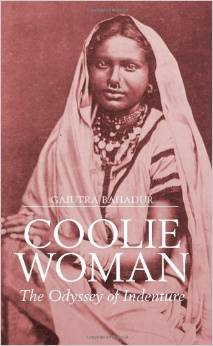 Caption: Coolie Woman book cover