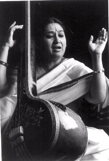 Caption: Shubha Mudgal