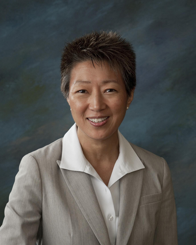 Caption: Jane Chu, Credit: Courtesy of the Kauffman Center for the Arts