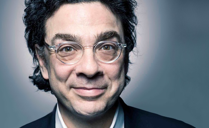 Caption: Freakonomics' Stephen J. Dubner