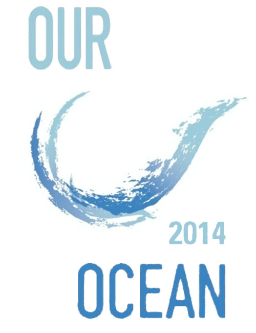 Caption: Our Ocean 2014 Conference, Credit: State Department, Washington D.C.