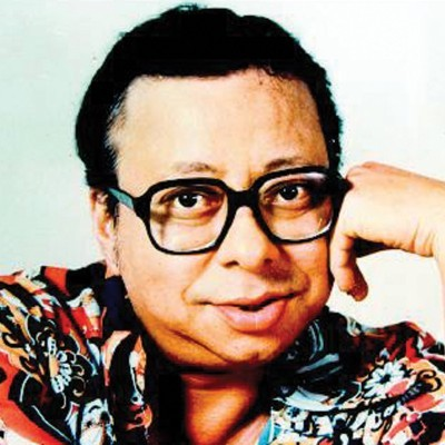 Caption: RD Burman