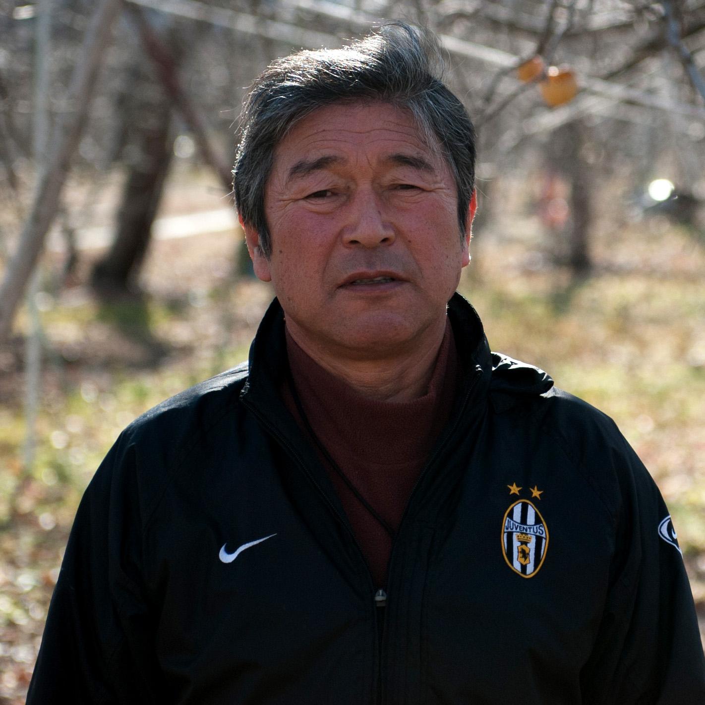 Caption: Fukushima Survivor, Kenichi Hasegawa, Credit: Greenpeace