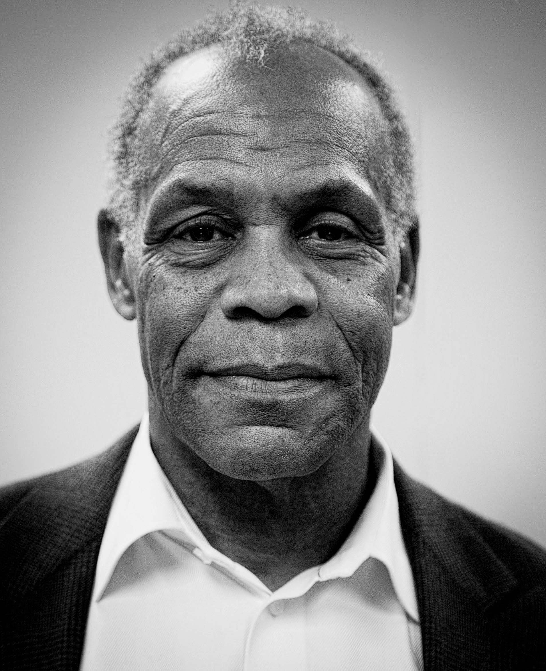 Caption: Danny Glover