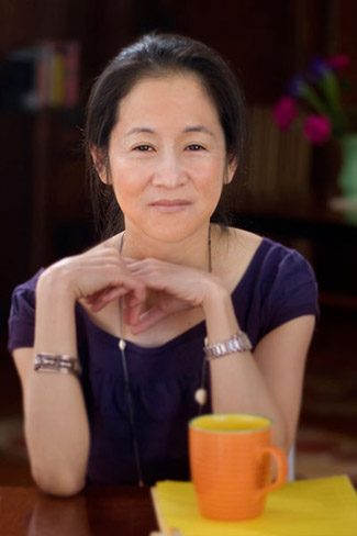 Caption: Julie Otsuka, Credit: Robert Bessoir