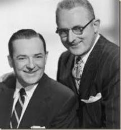 Caption: Jimmy & Tommy Dorsey