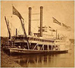 Caption: Mississippi Steamboat