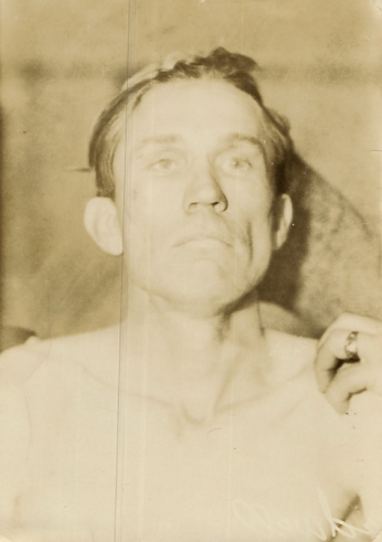 Caption: George Birdwell deceased after Boley shooting, 1932, Credit: Courtesy Bob Birdwell