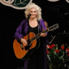 Caption: Judy Collins graces the WoodSongs stage.