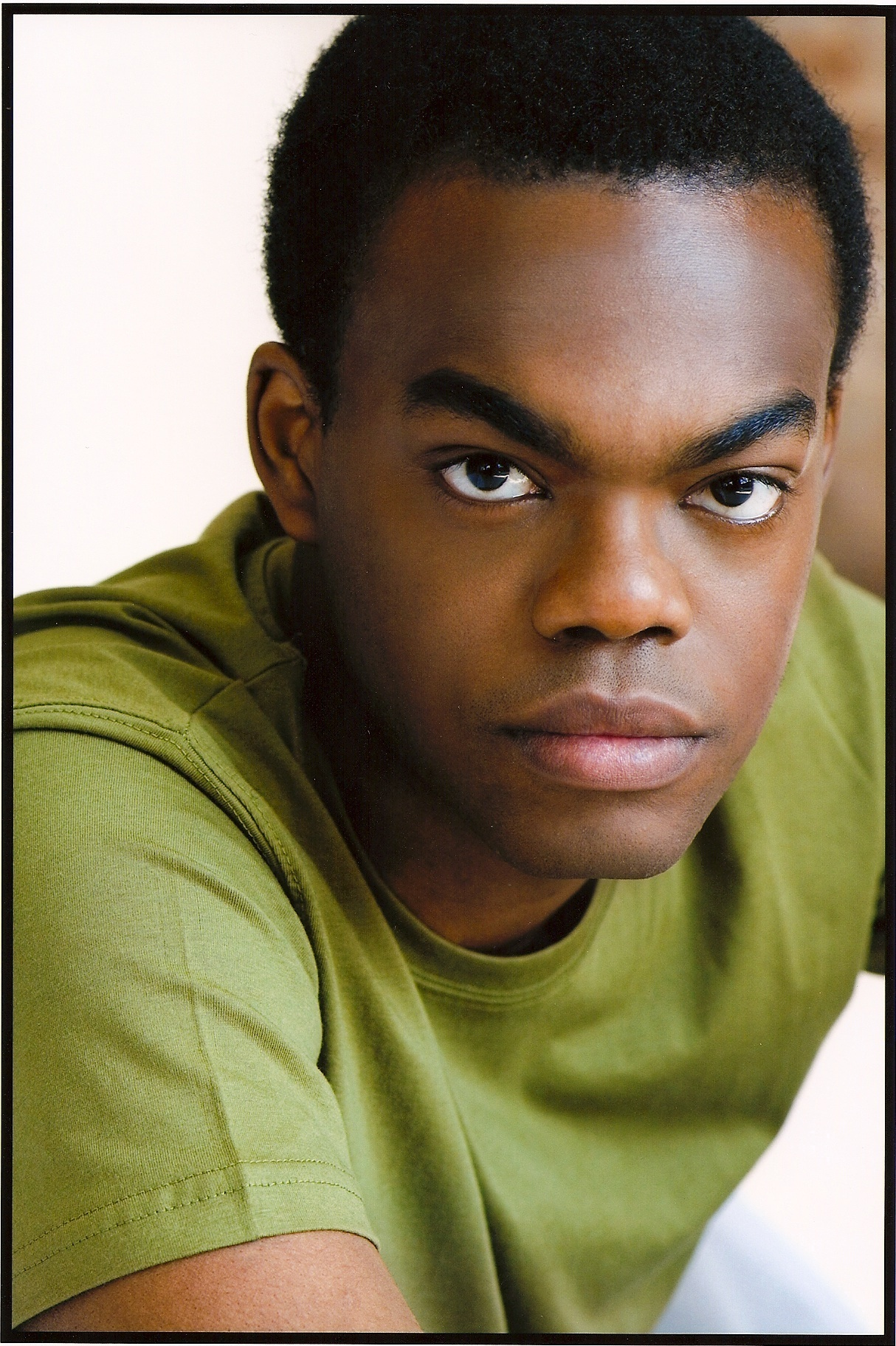 Caption: William Jackson Harper
