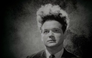 Caption: David Lynch's 'Eraserhead'