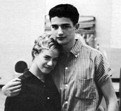 Caption: Carole King & Gerry Goffin