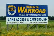 Caption: Warroad, Minnesota